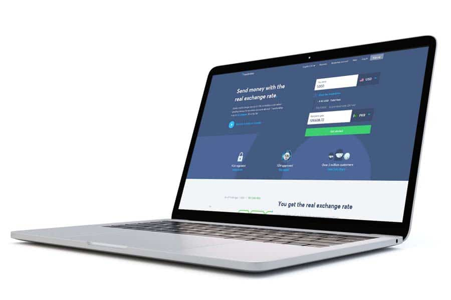 TransferWise currency exchange marketplace peer-to-peer