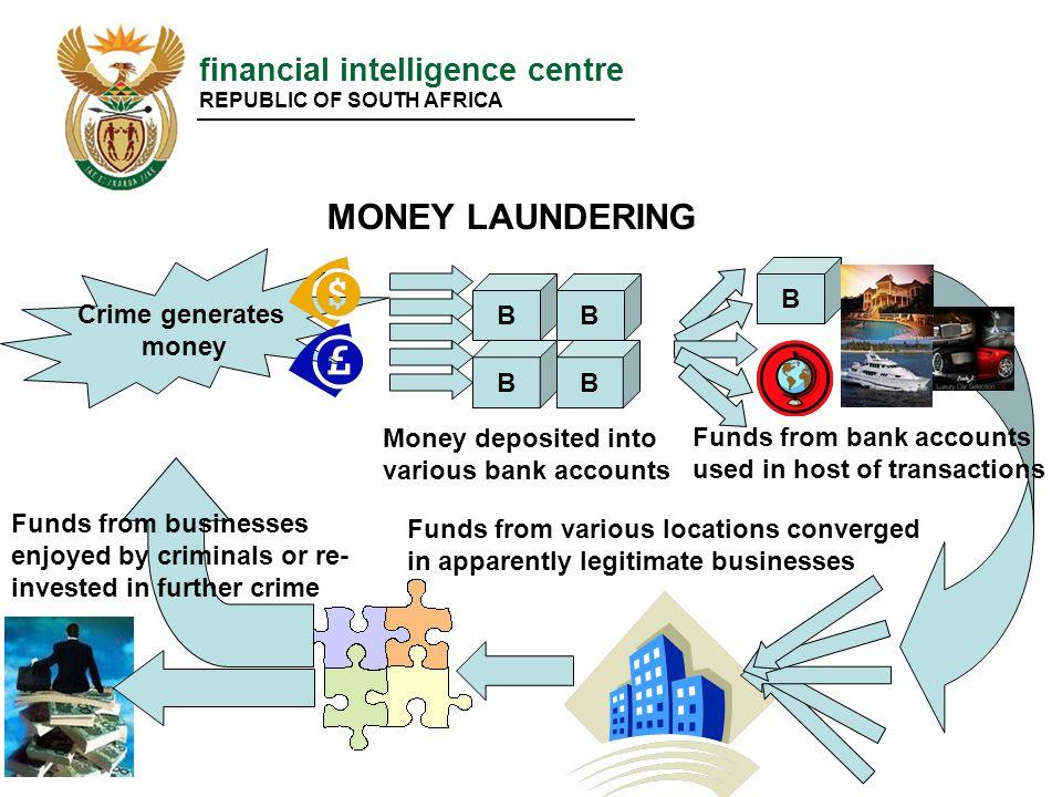 money laundering principle Africa