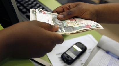 Mobile money vulnerable for money laundering